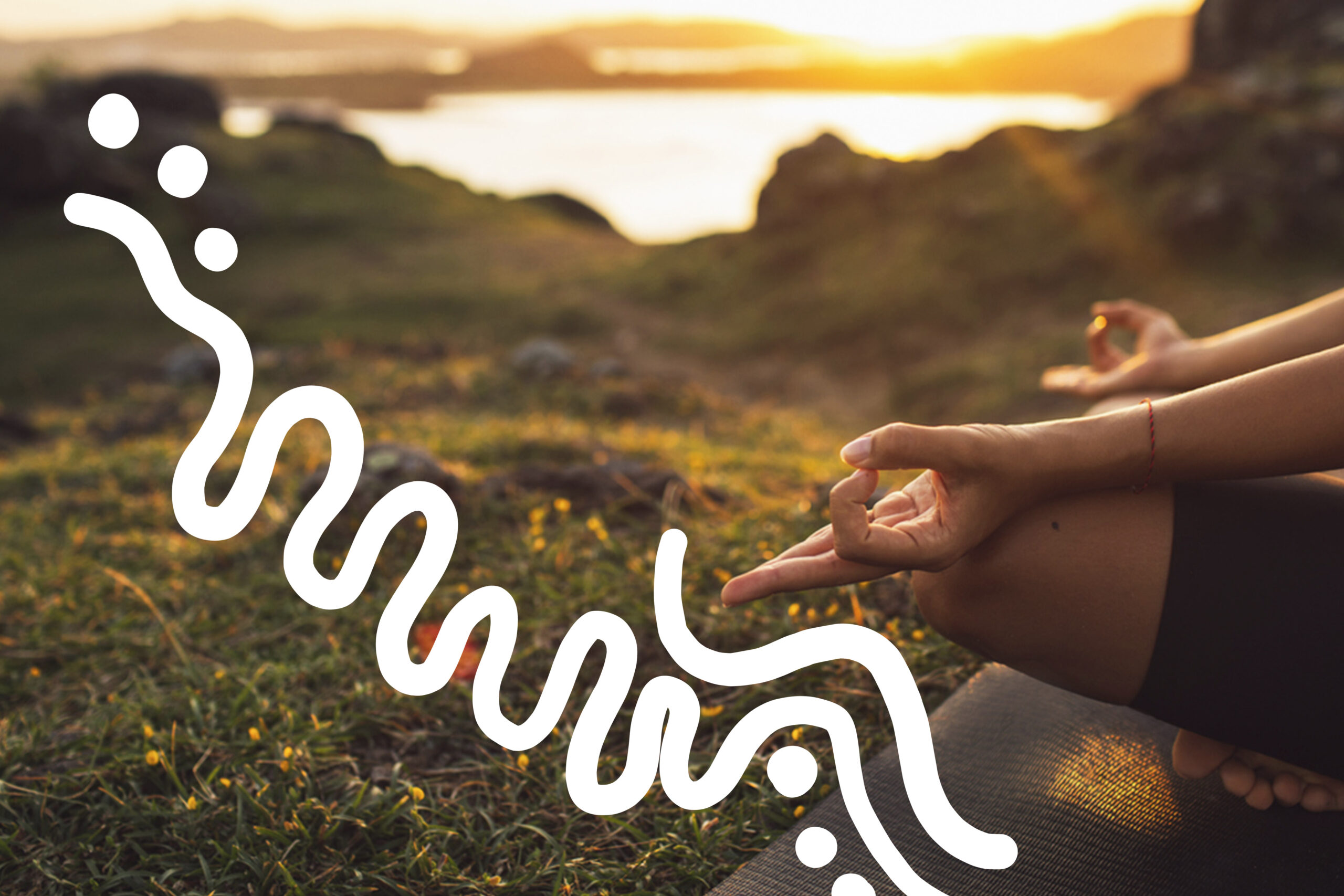 reduce worry and anxiety by meditating